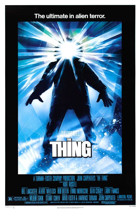 Poster The Thing [1982]