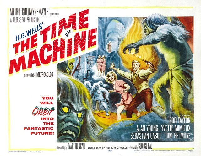 The Time Machine [1960]