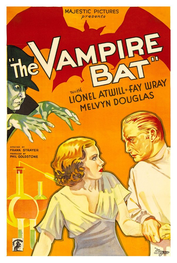 The Vampire Bat [1933] - comprar online
