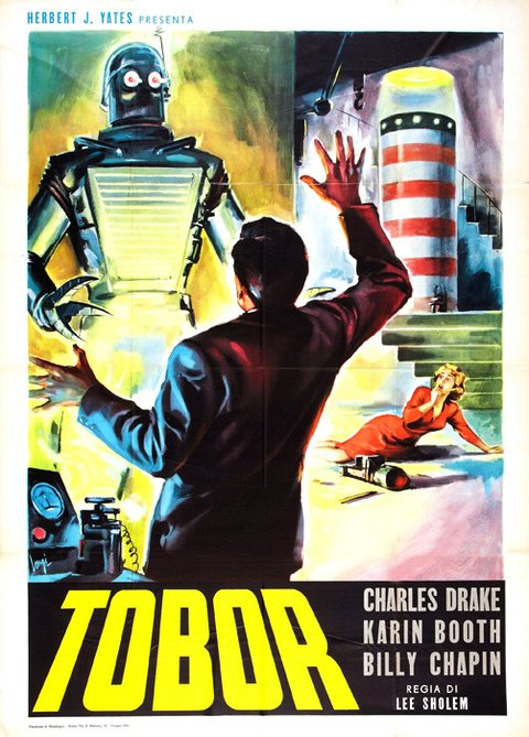 Tobor the Great [1954]