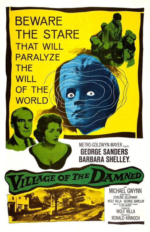 Village of the Damned [1960] - comprar online