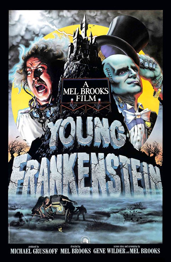 Young Frankenstein [1974]
