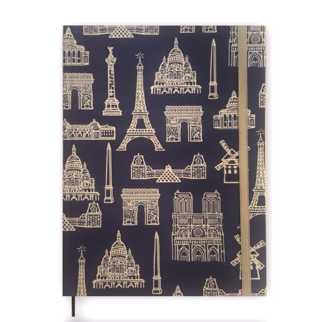 Notebook • Paris Style