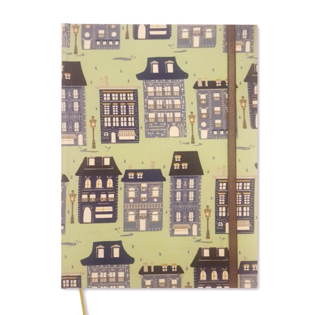 Notebook • Town House - comprar online