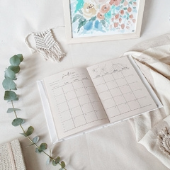 Agenda 2021 Hope - Watercolor Flowers - tienda online