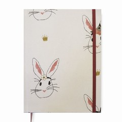 Baby Book • White Bunnies
