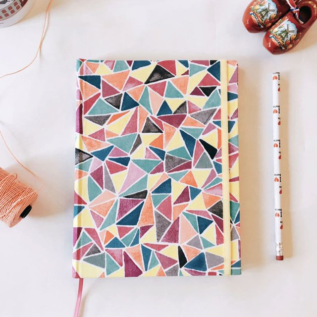 Notebook • Geo Colors 2 - Florence Livres