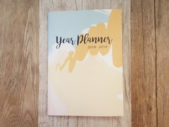 "Year Planner ""Art!"" en internet"