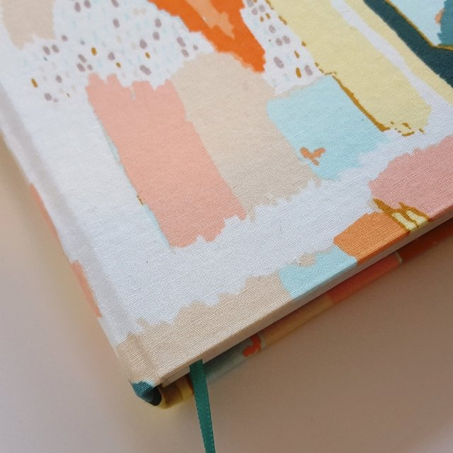 Notebook • Cascade in Agate - Florence Livres