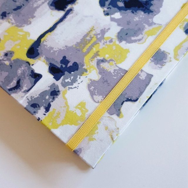Notebook • Yellow Watercolor Stain - comprar online