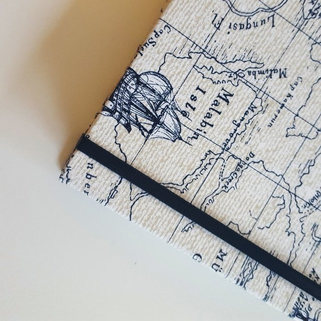 Cuaderno de Viaje • On Course in Sailor en internet