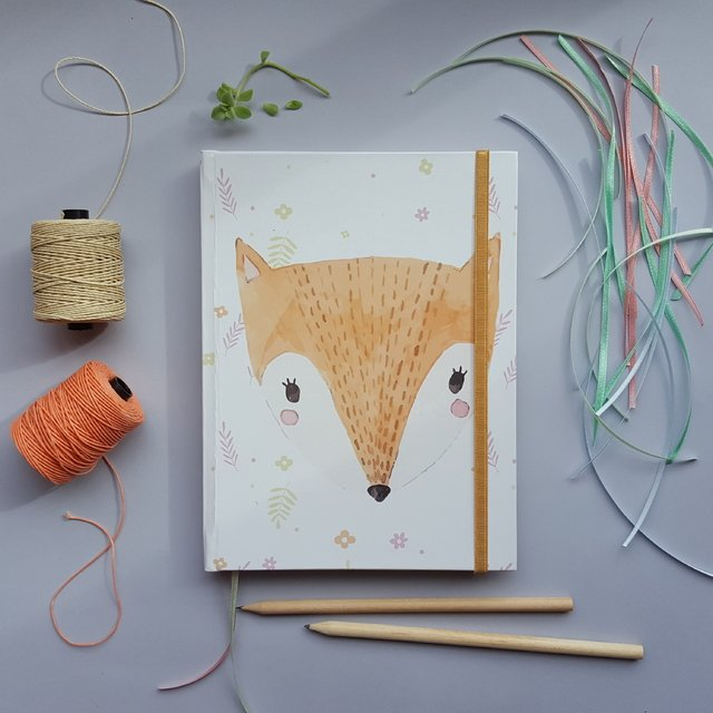 Baby Book • Fox - Florence Livres