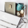 GIFT BOX • RAINBOW TEA in AQUA