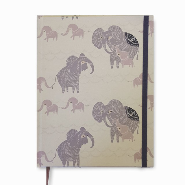 Baby Book • Tiny Elephant