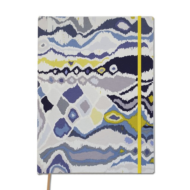 Notebook • Animal Print in Blue - comprar online