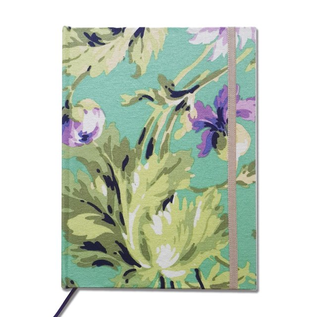 Notebook • Bliss Bouquet in Esmerald
