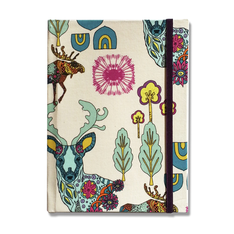 Notebook • Colorfull Deer