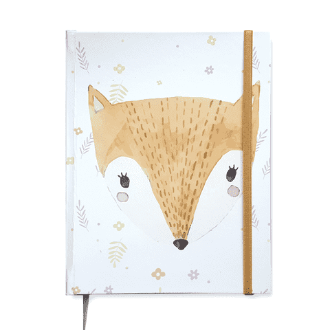 Baby Book • Fox + YEAR PLANNER de Regalo