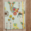 Notebook • Colorful Deer in Aqua