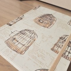 Notebook • Golden Cages - comprar online
