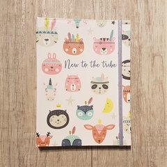 Notebook Pediátrico • New to the Tribe