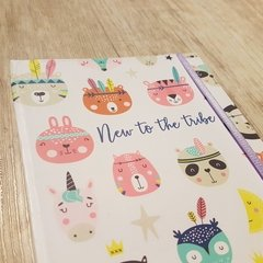 Notebook Pediátrico • New to the Tribe - Florence Livres