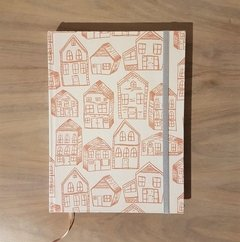 Notebook • Pink Houses