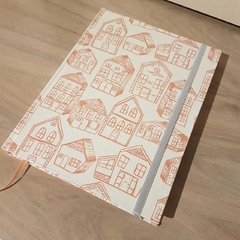 Notebook • Pink Houses en internet