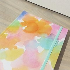 Notebook • Rainbow Stain en internet
