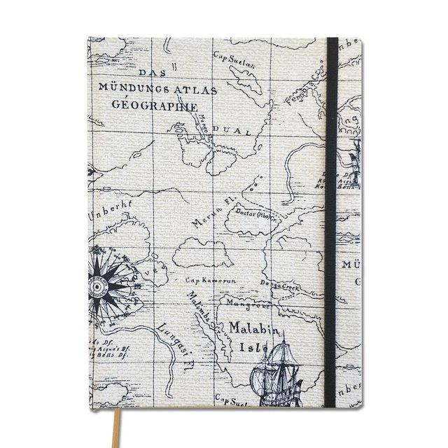 Cuaderno de Viaje • On Course in Sailor - comprar online