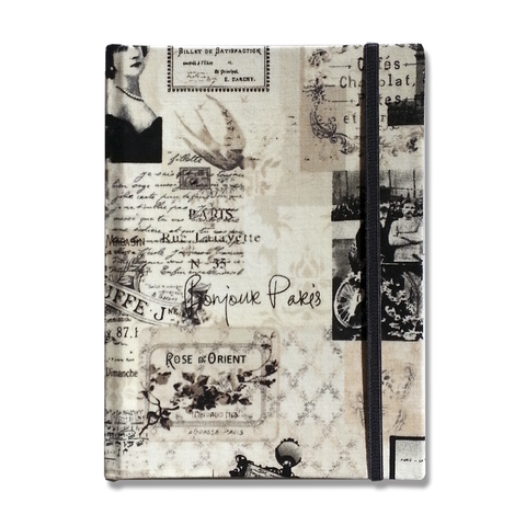 Notebook • Paris Letters