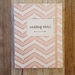 WEDDING JOURNAL • CHEVRON