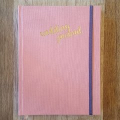 WEDDING JOURNAL • Pink