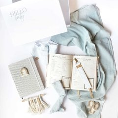 GIFT BOX - HELLO BABY BOY - Florence Livres