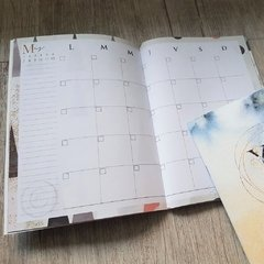 "Year Planner ""Watercolor"" en internet"