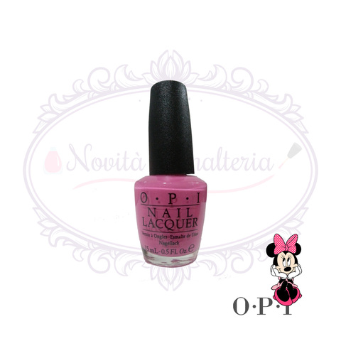 Esmalte OPI - If you Moust you Moust