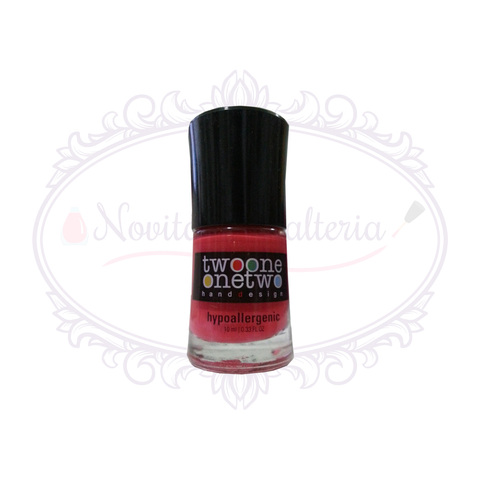 Esmalte Two One One Two - Poppy Red