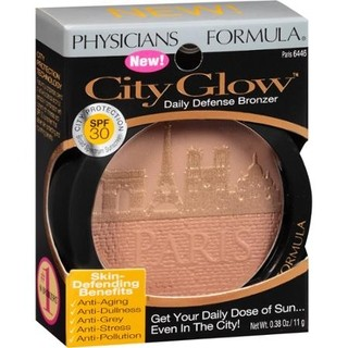 Physicians Formula - Bronzer City Glow Paris FPS 30