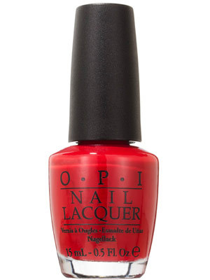 Esmalte OPI - Big Apple Red