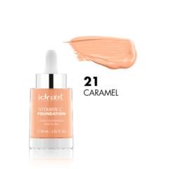 VITAMIN C FOUNDATION - Base Fluída - 21 - CARAMEL