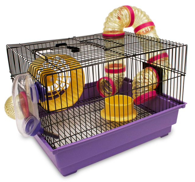 Redkite jaula san diego para hamster classy pets - Colchones royal cloud ...