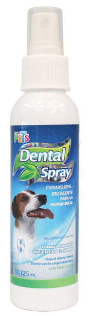 FANCY PETS SPRAY DENTAL 125 ML