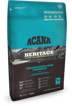 ACANA HERITAGE FRESH WATER FISH