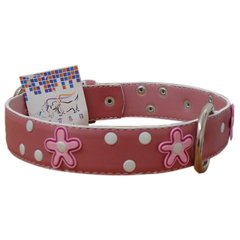 COLLAR FLORES REMACHES-DOG STYLE NECKWEAR