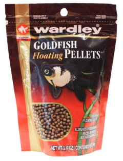 JAPONES PELLETS WARDLEY