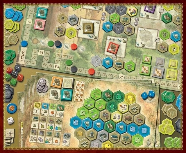 THE CASTLES OF BURGUNDY - comprar online