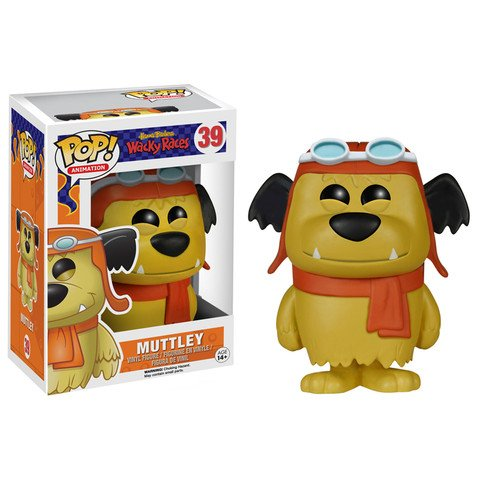 Hanna Barbera: Muttley Funko Pop - comprar online
