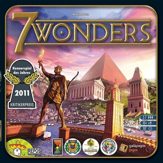 7 Wonders - Rocky Raccoon