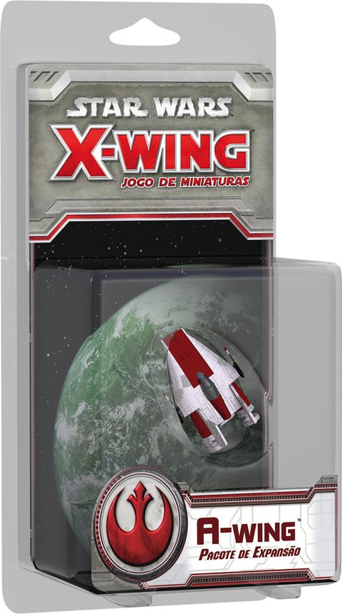 Star Wars X-Wing: A-Wing Expansão