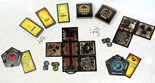Betrayal at House on the Hill (Importado) - comprar online